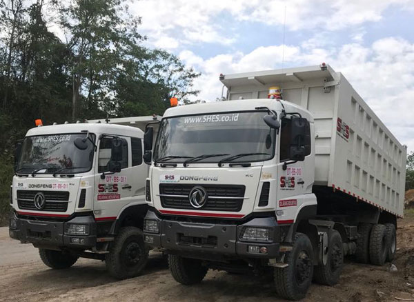 Dongfeng 8x4