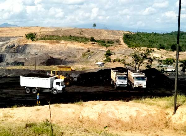 Coal Houling
